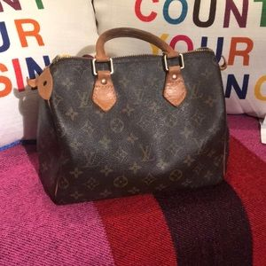 💯 Authentic Louis Vuitton Speedy 25